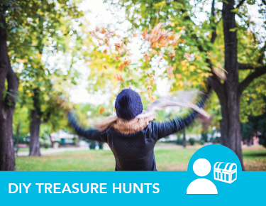 DIY Treasure Hunts