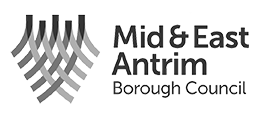 Mid & East Antrim Council Logo