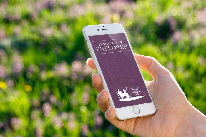 Cannock Chase App