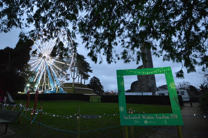 Brilliant Trails - Antrim Enchanted Wheel