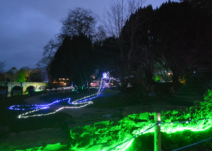 Brilliant Trails - Antrim Enchanted Garden
