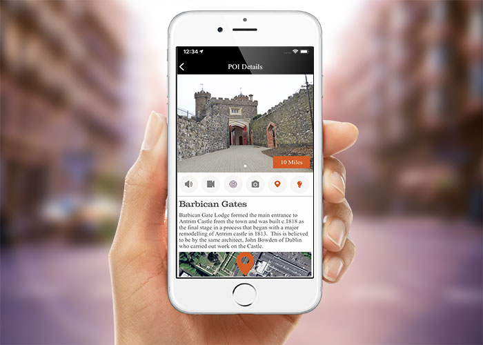 Wheelworks Mobile Trail App