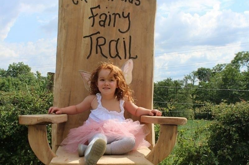 Churchfileds Farm Fairy Trail