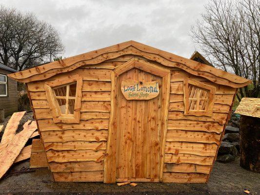 Loch Lomond Faerie Trail, Faerie Shop