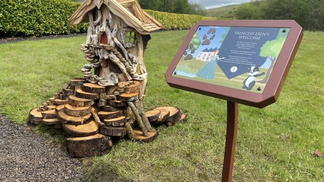lough Erne resort and spa enchantment trail